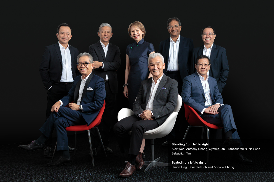 Kingsmen Board of Directors